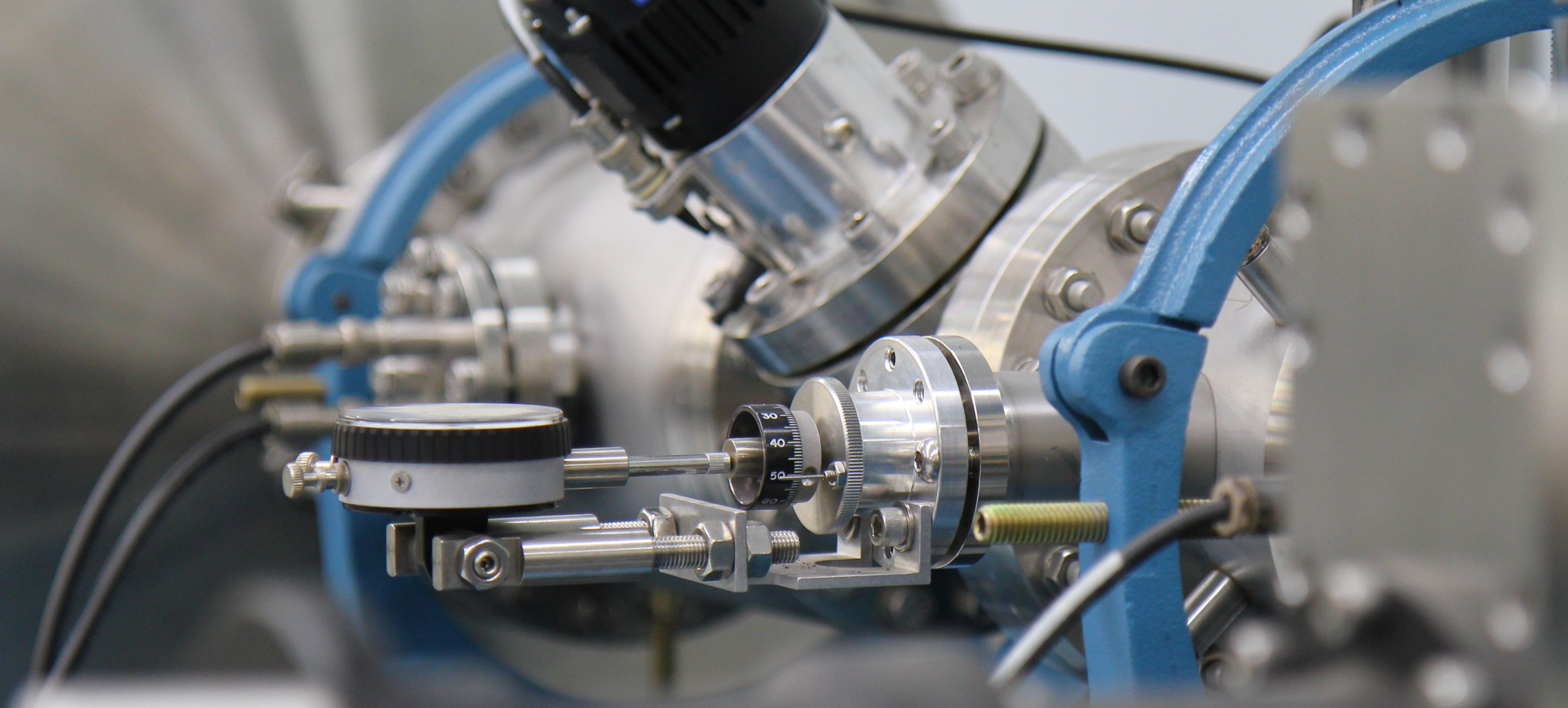 Accelerator Mass Spectrometry radiocarbon dating lab
