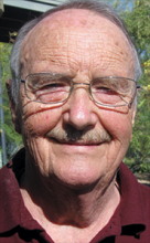 Hal Fritts portrait