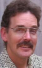 Paul Sheppard portrait