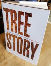 Tree Story by Valerie Trouet (hardback book)