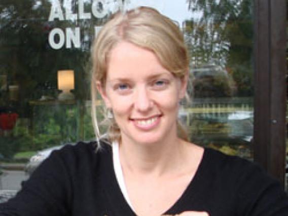 Margaret Evans portrait
