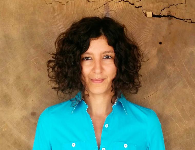 Soumaya Belmecheri portrait