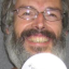 Martin Munro portrait