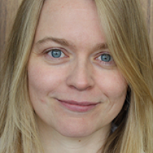 Charlotte Pearson portrait