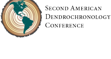 Second American Dendrochronolgy Conference logo (Daniel Griffin)