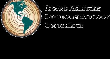 Second American Dendrochronolgy Conference logo (Daniel Griffin)